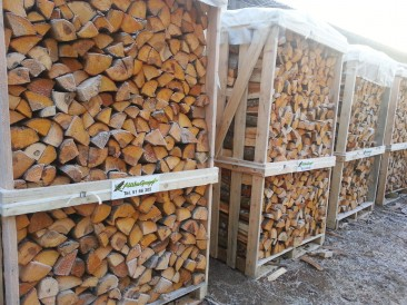 Firewood container